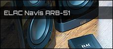Test: ELAC Navis ARB-51 Lautsprecher