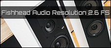 Fishhead Audio Resolution 2.6 FS news
