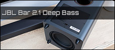 Test: JBL Bar 2.1 Deep Bass