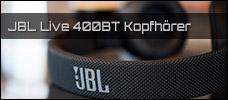 Test: JBL Live 400BT Kopfhörer