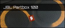 Test: JBL Partybox 100