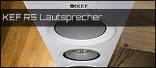 Test: KEF R5 Standlautsprecher