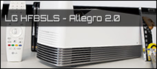 LG HF85LS - Allegro 2.0 Hands on