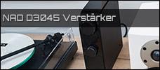 Test: NAD D3045 Verstärker