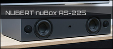 Test: Nubert nuBox AS-225 Aktiv-Soundbar