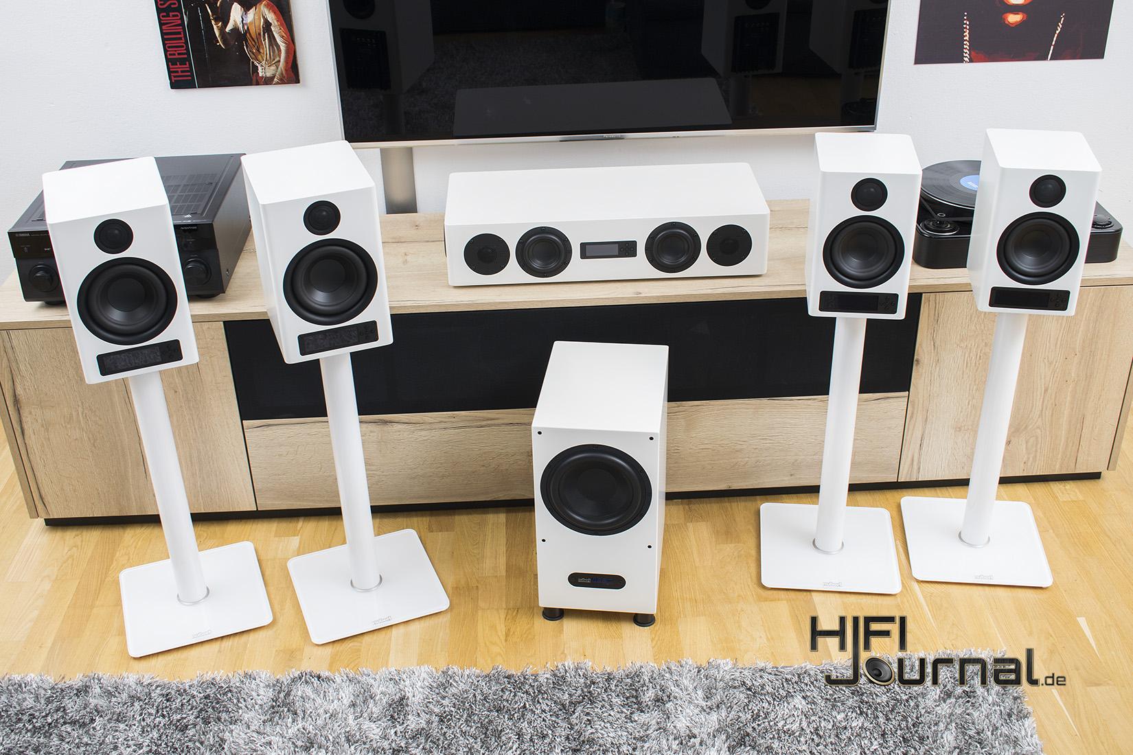 Test: Nubert Wireless Surround mit der X-Serie - HiFi-Journal