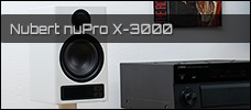 Test: Nubert nuPro X-3000