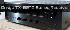 Test: Onkyo TX-8270 Stereo-Receiver