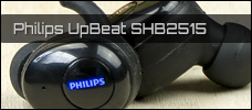 Test: Philips UpBeat SHB2515