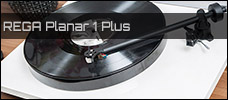 Test: Rega Planar 1 Plus