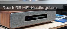 Test: Ruark Audio R5 HiFi-Musiksystem