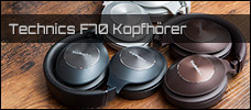 Technics F70 Kopfhoerer news