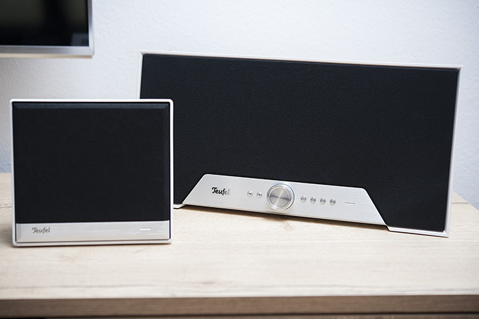 test teufel one m streaming lautsprecher hifi journal. Black Bedroom Furniture Sets. Home Design Ideas
