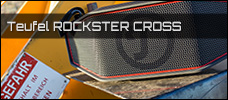 Test: Teufel ROCKSTER CROSS