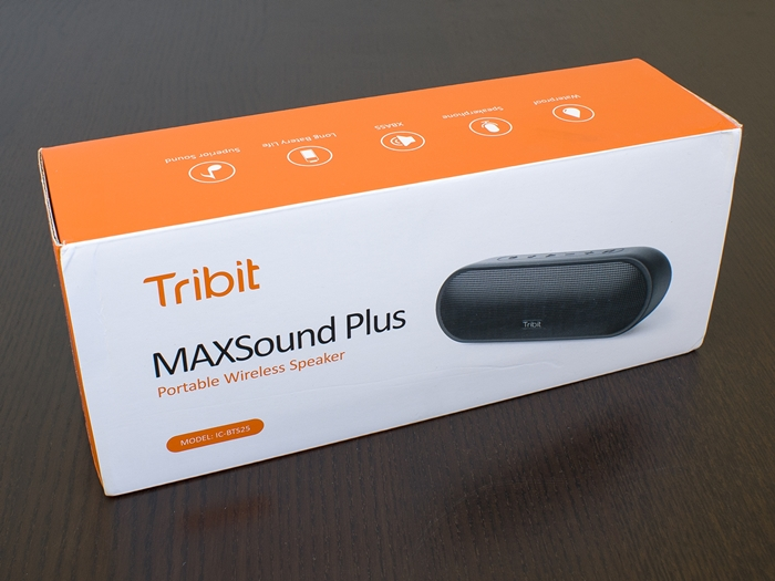 Tribit MaxSound Plus 2k