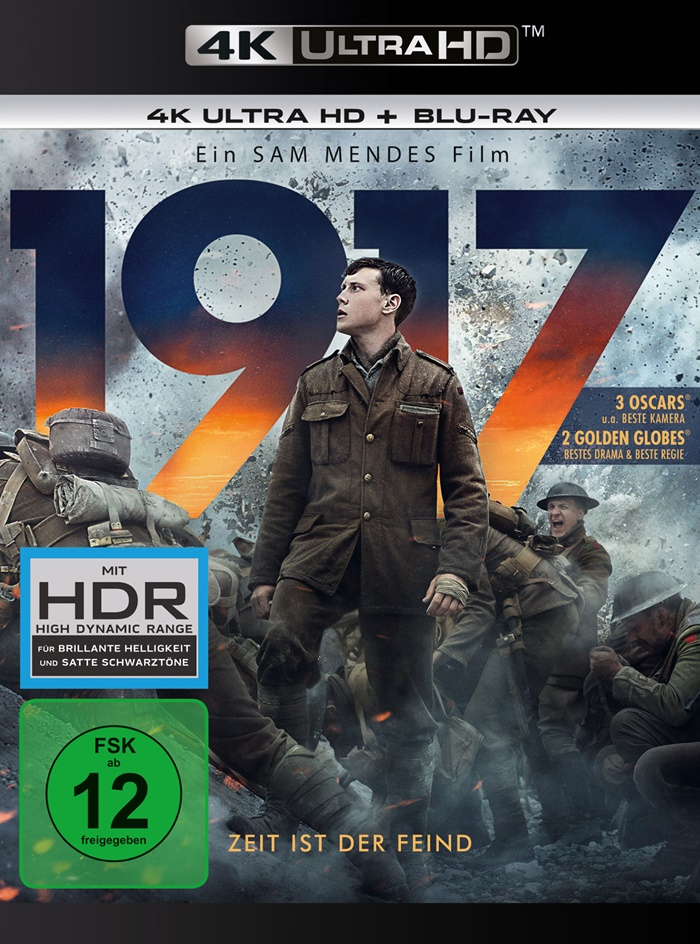 1917 4k uhd blu ray review cover
