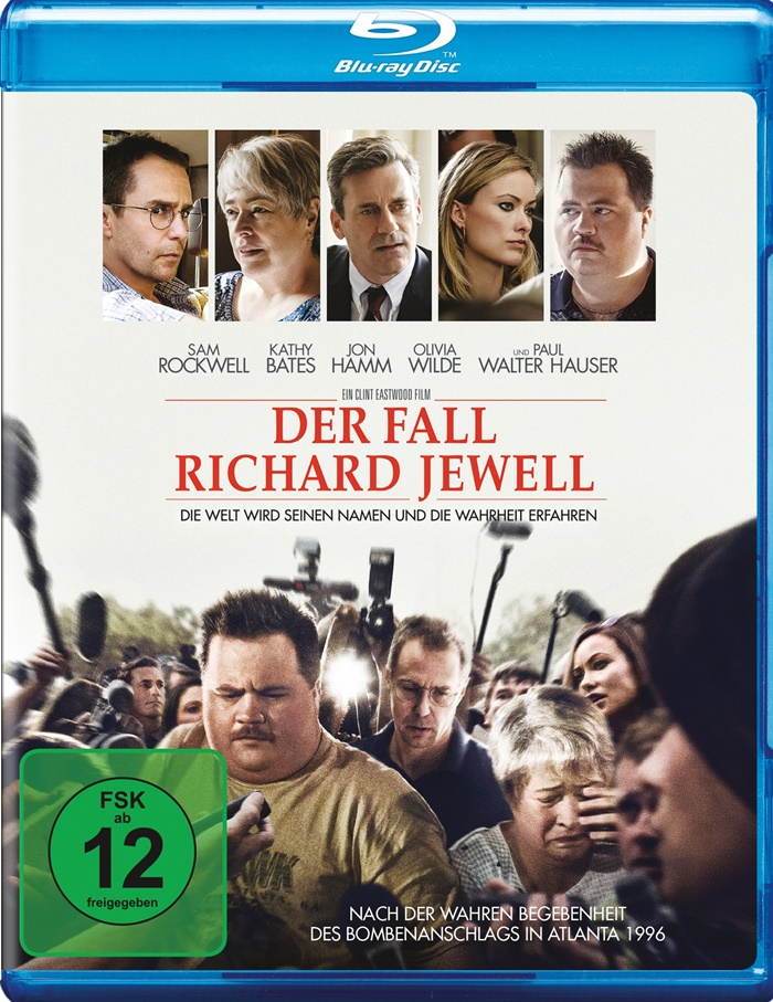 der fall richard jewell blu ray review cover