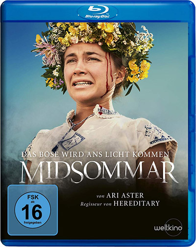 midsommar blu ray review cover2