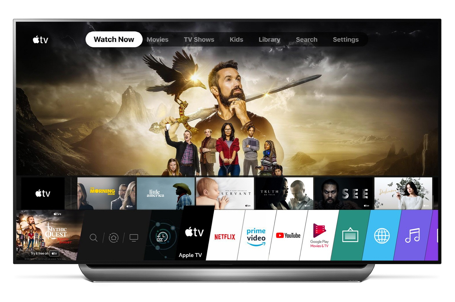 Apple TV App Now on 2019 LG TVs 011