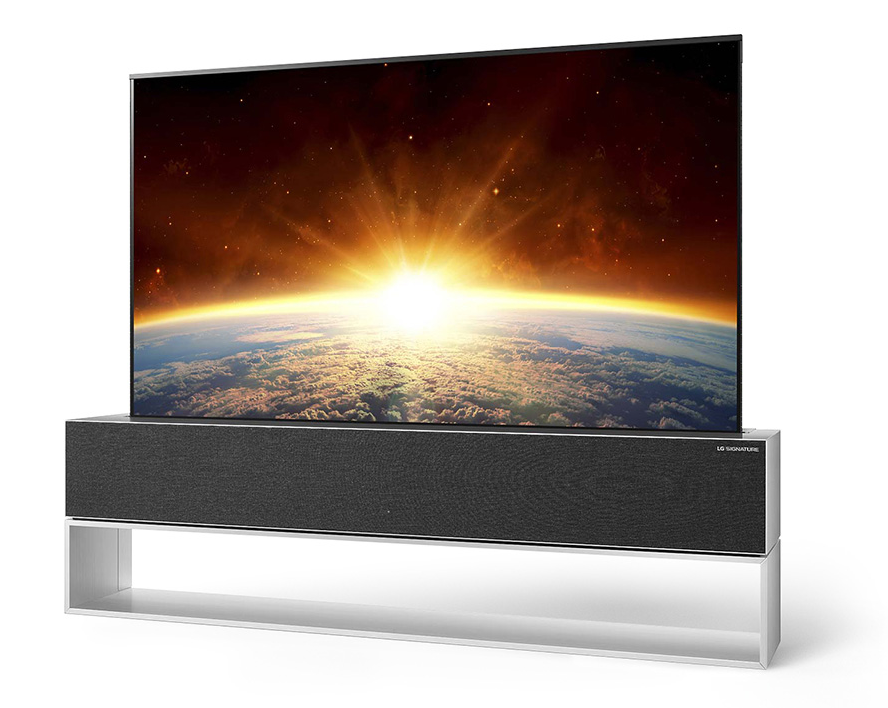 LG RX Rollable OLED TV SIGNATURE 01