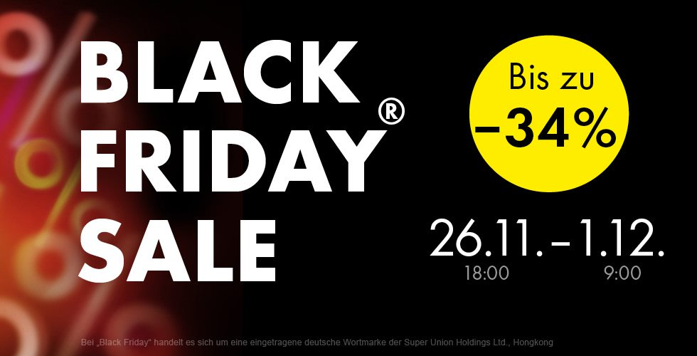 Nubert Black Friday