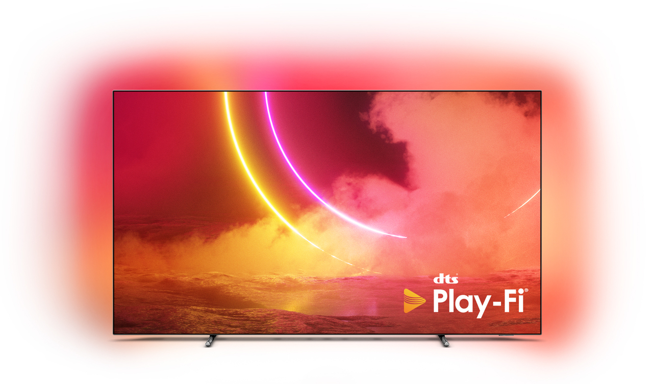Philips OLED805 dts play fi