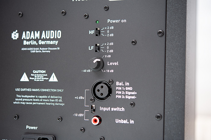 Adam Audio T8V 08k