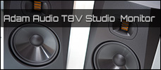 Test: Adam Audio T8V Studio Monitore