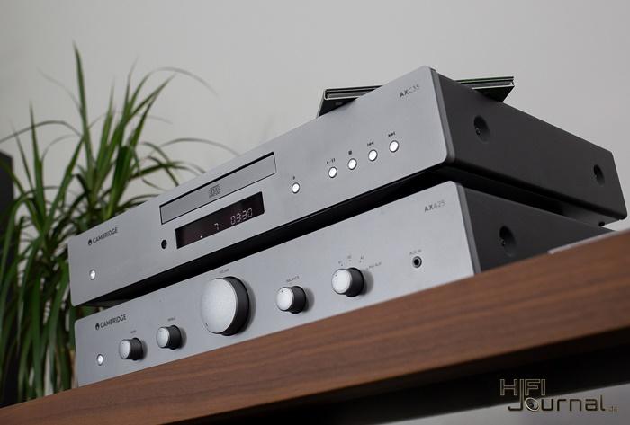 Cambridge Audio AX-Serie
