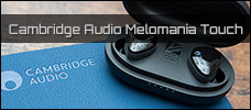 Cambridge Audio Melomania Touch news