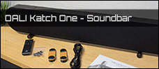 Test: DALI Katch One Soundbar
