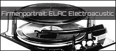 Firmenportrait: ELAC Electroacustic