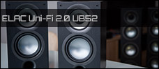 Test: ELAC Uni-Fi 2.0 UB52 Regallautsprecher