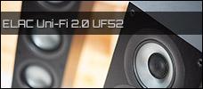 Test: Elac Uni-Fi 2.0 UF52 Standlautsprecher