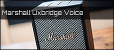 Marshall UXBRIDGE Voice news