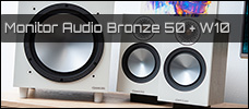 Monitor Audio Bronze 50 W10 news