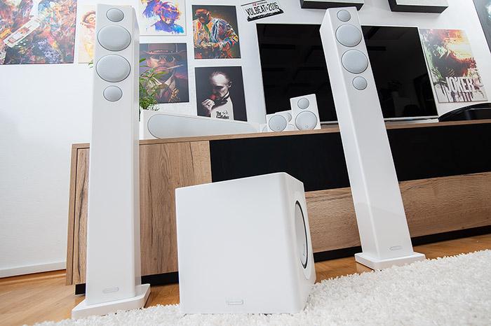 Monitor Audio Radius Serie 2k