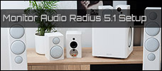 Monitor Audio Radius Serie news