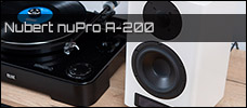 Test: Nubert nuPro A-200
