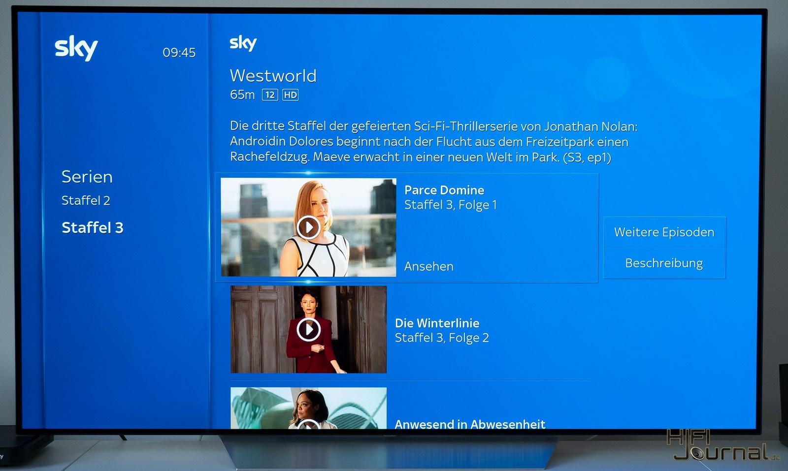 Sky Q Auf Lg Tv