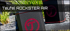 Test: Teufel Rockster Air im Stereo-Verbund