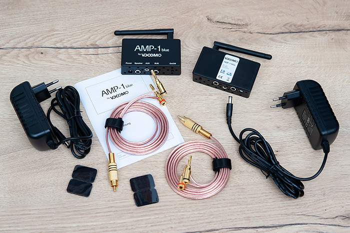 Vocomo AMP 1 Blue 1k