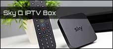 Test: Sky Q IPTV Box - Fernsehen via Internet