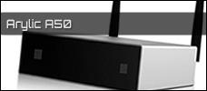Test: Arylic A50 - kleiner Streaming-Verstärker