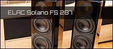 Test: ELAC Solano FS 287
