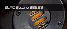 Test: ELAC Solano BS 283