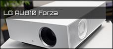 Test: LG AU810PW Forza - 4K Laser Beamer