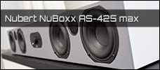 Preview-Test: Nubert nuBoxx AS-425 Max