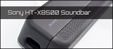 Test: Sony HT-X8500 2.1 Soundbar